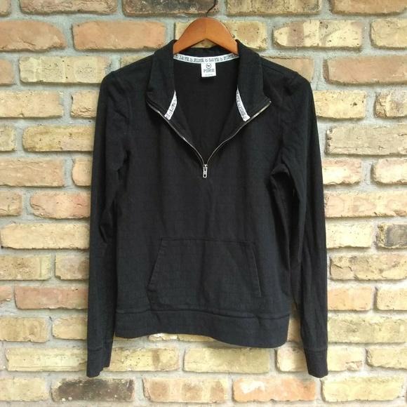 PINK Victoria's Secret Jackets & Blazers - PINK Victoria's Secret Pullover